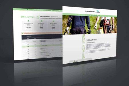 Digital årsberetning for Valdres Energi