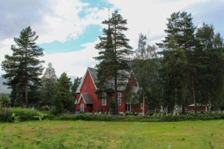 En rusletur i Bagn i Valdres, turbeskrivelse