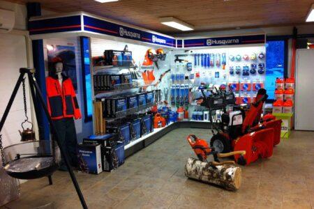 Butikken i Hølera