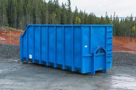 Containerutleie, Nordtorp Grustak A/S