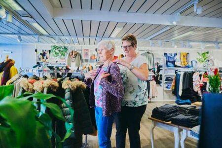 Damenes Klær AS, klesbutikk i Fagernes