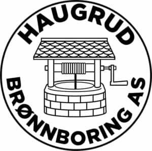 Haugrud Brønnboring AS, logo