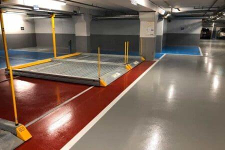 Parkeringskjeller