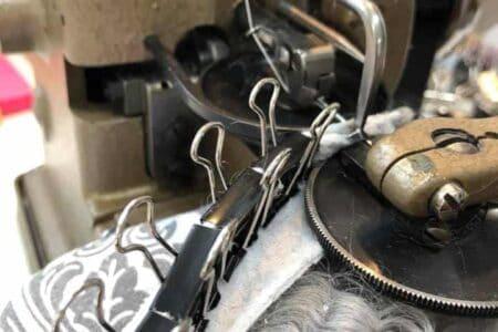 Håndverk fra saueskinn