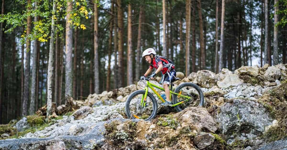 Sykkelpark Leira