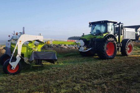 Lena Maskin AS avd. Røn, traktorredskap