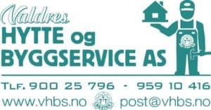 Valdres Hytte og Byggservice AS, logo