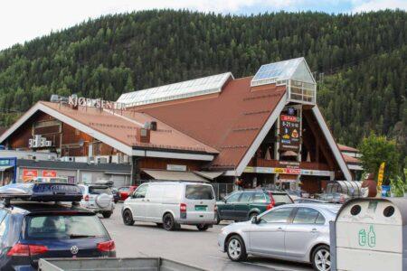 Valdrestunet kjøpesenter