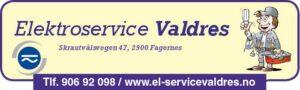 Elektroservice Valdres, logo