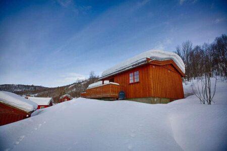 Kveto Fjellgard – utleiehytter ved Beitostølen