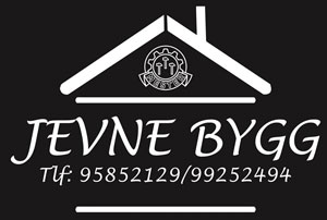Jevne Bygg AS, logo
