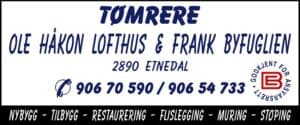 Ole Håkon Lofthus AS, logo