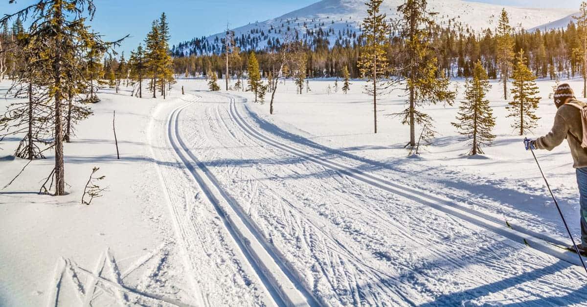 Langrenn og skiløyper i Valdres
