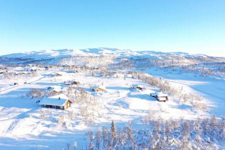 Ølsjølitoppen Hyttefelt, hyttetomter i Etnedal i Valdres